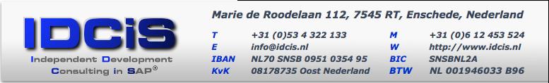 IDCiS.nl